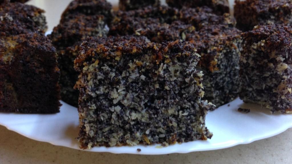 mákos sütemény